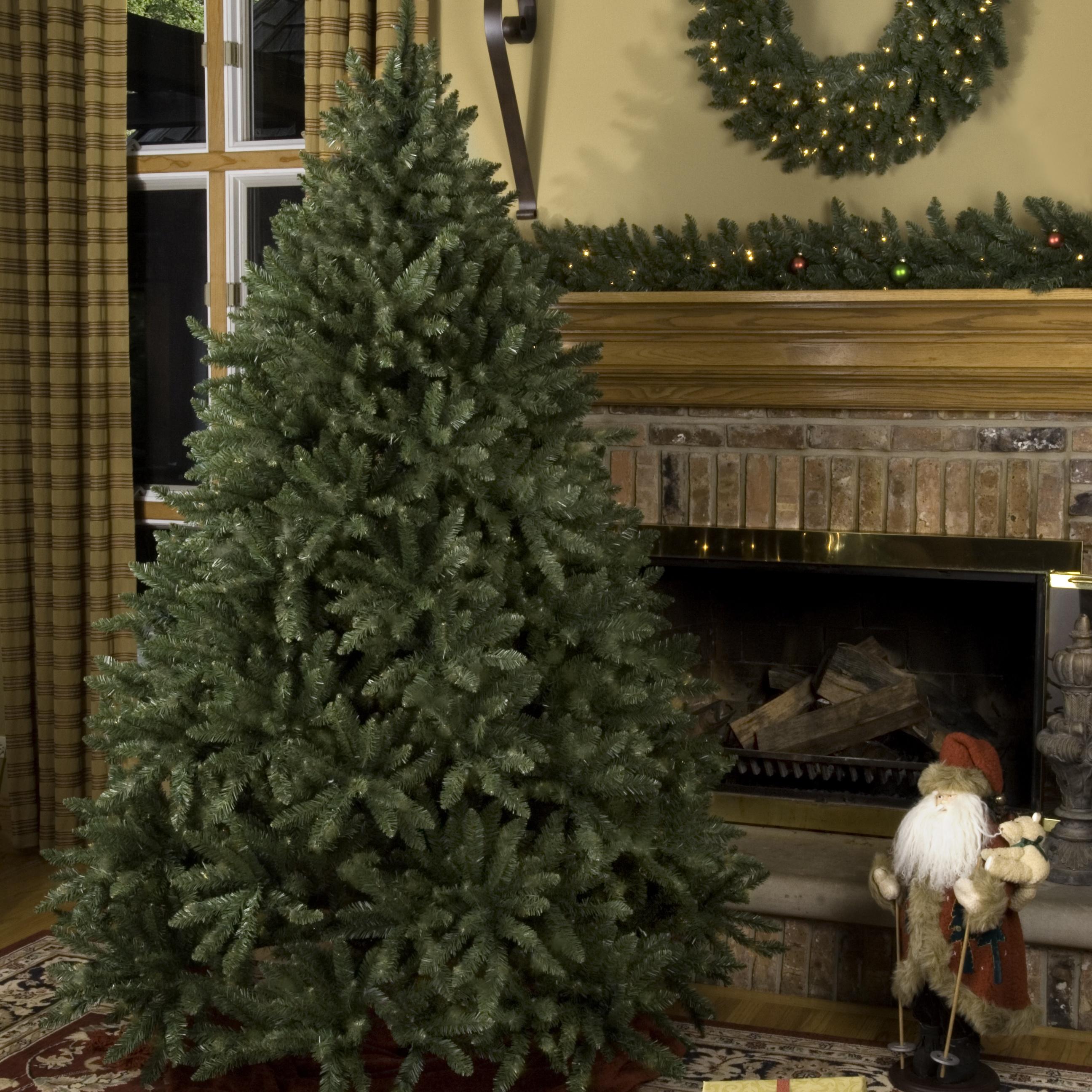 Douglas Fir Artificial Christmas Trees: Wintergreen Corporation