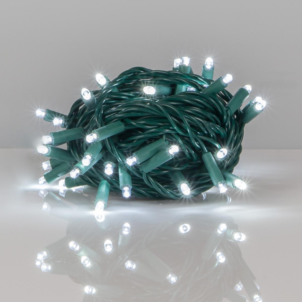Cool White Led Christmas Lights